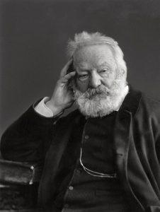 Portrait de Victor Hugo âgé par Nadar