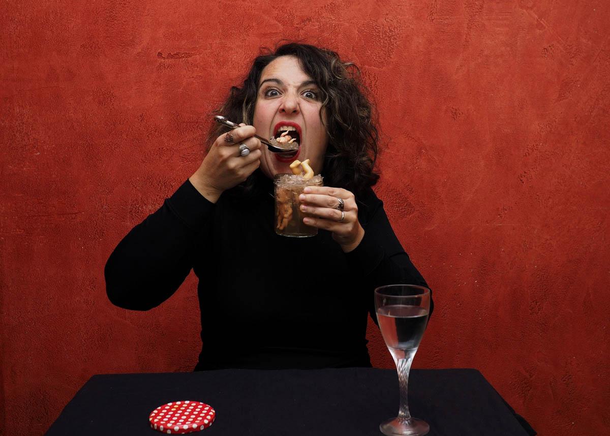 Cannibalisme par Ta Gali 4