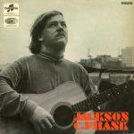 pochette de l'album Jackson C. Frank