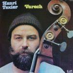 pochette de l'album varech d'henri texier
