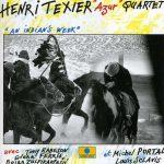 pochette de l'album An Indian's Week, photographie d'indiens à cheval
