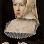 portrait de marguerite d'Autriche