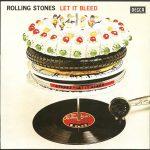 pochette de l'album let it bleed des Roling Stones