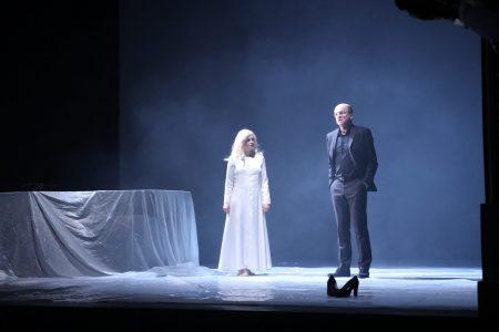 Eine Winterreise (Un voyage d'hiver), d'après Franz Schubert | Noëmi Waysfeld, Guillaume de Chassy par Antoine Cirou