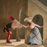 Gogol revu par Ronan Rivière : un nez masqué en musique au Théâtre 13